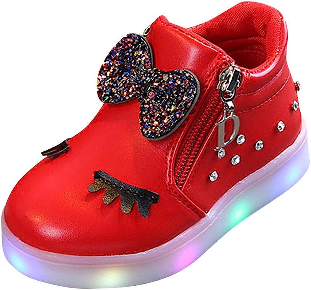 Nevera Baby LED Shoes,Boys Girls Kids