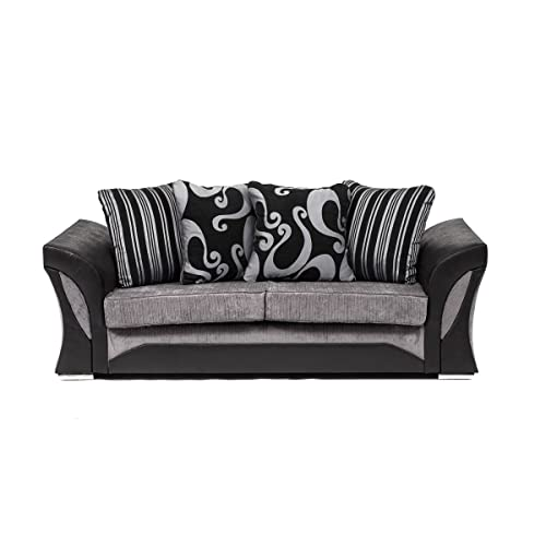 3 Seater Fabric Sofa: Amazon.co.uk