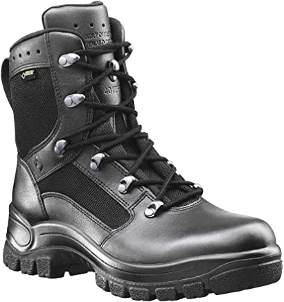 Haix Airpower P6 High Athletic and Breathable Functional Boot Black