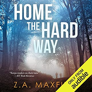 Home the Hard Way                   By:                                                                                                                                 Z. A. Maxfield                               Narrated by:                                                                                                                                 Shannon Gunn                      Length: 11 hrs and 23 mins     131 ratings     Overall 4.2
