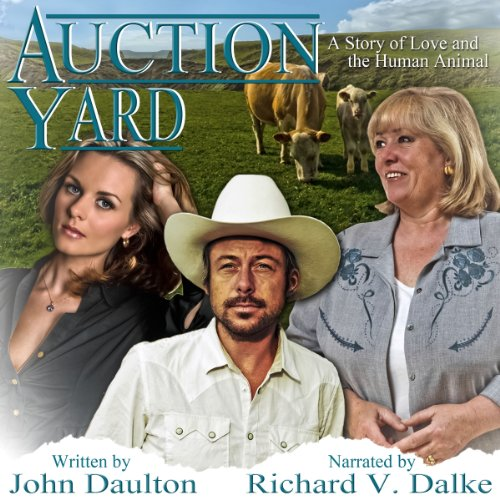 Auction Yard audiobook cover art