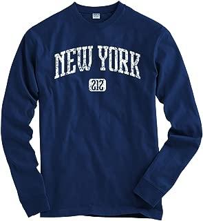 Smash Transit Men's New York 212 Long Sleeve T-Shirt