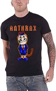 Anthrax Men's TNT Short Sleeve T-Shirt