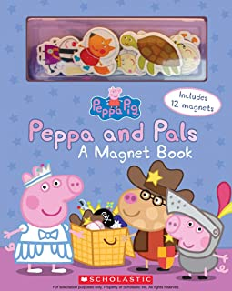 Peppa and Pals: A Magnet Book (Peppa Pig)