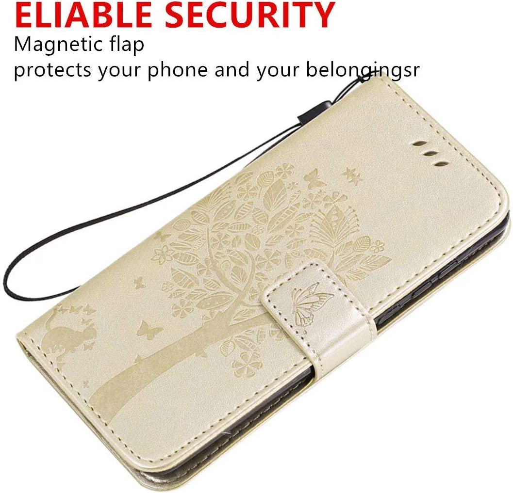 HUIZHIHUA Funda Compatibles para OnePlus 8 Carcasa Caja Anti-Shock protecci/ón de c/áscara TPU Silicona+PC Transparente Cover Mate Case-Rojo