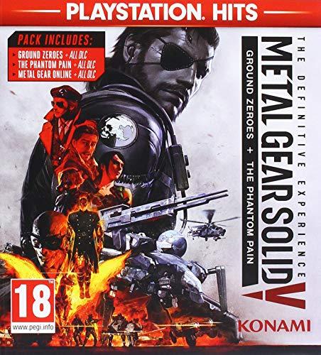Metal Gear Solid V: The Definitive Experience - PlayStation 4 [Edizione: Regno Unito]