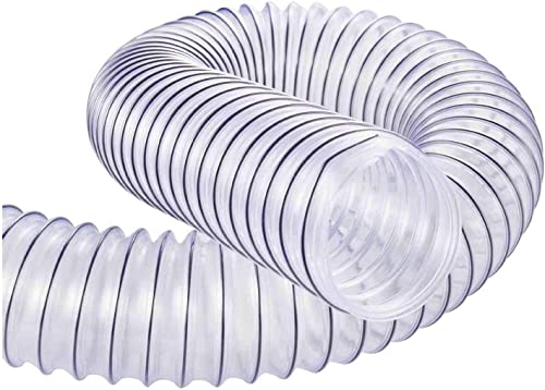 wholesale PVC new arrival Dust Collection Hose (2.5 outlet online sale Inch Diameter x 20 Feet Length) outlet sale