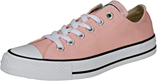 Converse Unisex Adults' Chuck Taylor CTAS Ox Trainers, (Storm Pink 690) 7 UK