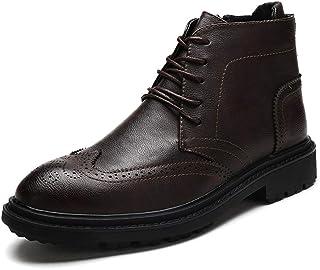 [Tiandao] ビジネスシューズ シューズ メンズ靴 レザー 軽量 防滑 高級 長持ち 紳士革靴 身長増加