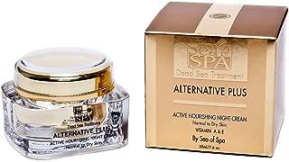 Sea of Spa Alternative Plus - Night Cream, 7.6-Ounce