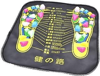 Lunaanco Caminar Masajeador Mat 1 Unidades Reflexología Caminar Piedra Pie Pierna Dolor Aliviar Relieve Medicina China Que refuerza los riñones