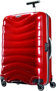 Samsonite 53096 Firelight Hard Side Spinner Suitcase, Chili Red, 81 Centimeters