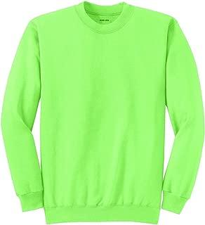 Best neon crew neck sweatshirt Reviews