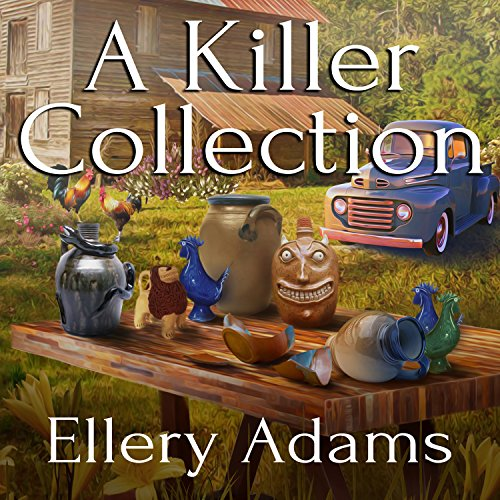 A Killer Collection audiobook cover art