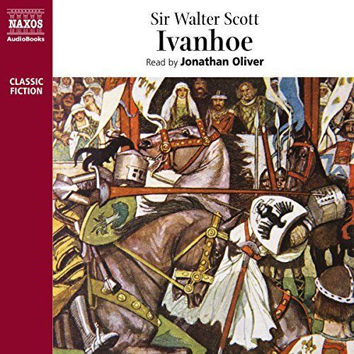 Ivanhoe audiobook cover art