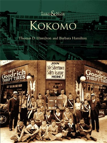 Kokomo (Then and Now) (English Edition)