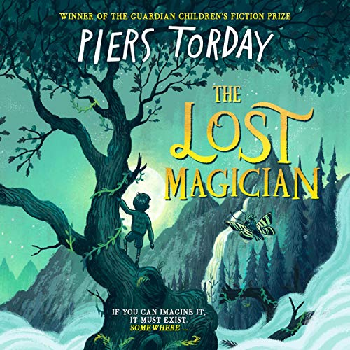 The Lost Magician cover art