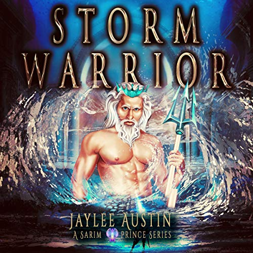 Couverture de Storm Warrior: Fated Mates, Wolf Shifters