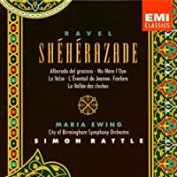 Ravel: Sheherazade/Ma Mere L'Oye/La Valse/Alborada del Gracioso/La Vallee des Cloches (2003-12-05)
