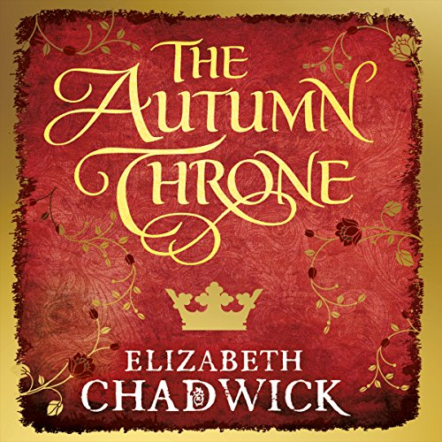 The Autumn Throne audiobook cover art