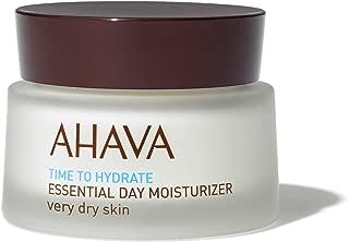 AHAVA Essential Day Moisturizer Very Dry, 50ml