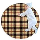 Alfombras redondas para el suelo de yoga, decoración del hogar,...