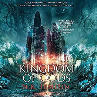 The Kingdom of Gods cover art