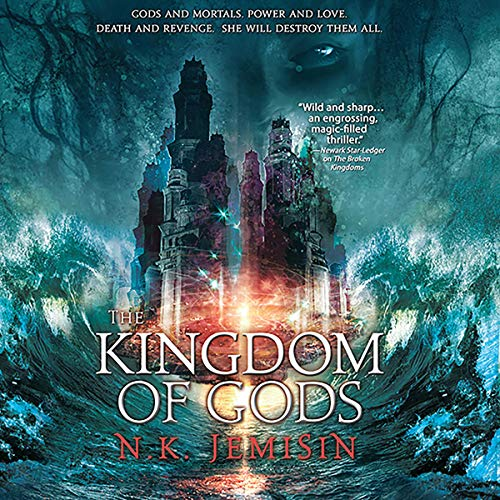 The Kingdom of Gods                   Auteur(s):                                                                                                                                 N. K. Jemisin                               Narrateur(s):                                                                                                                                 Casaundra Freeman                      Durée: 16 h et 58 min     8 évaluations     Au global 5,0