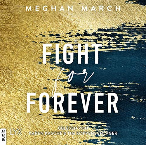 Fight for Forever (German edition) cover art