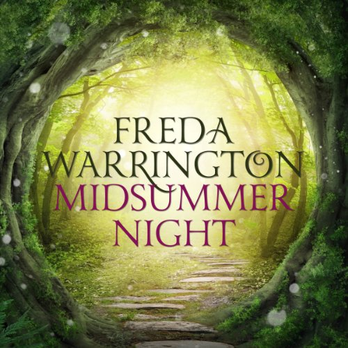Midsummer Night audiobook cover art