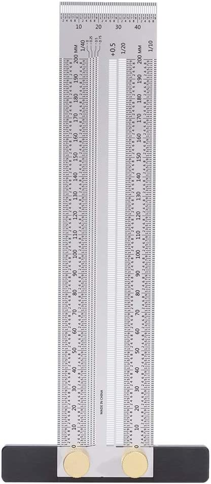 Alvinlite Architectural Scale Max 87% OFF Ruler Quality inspection Scribing R Woodworking