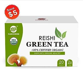 organic red tea organo gold