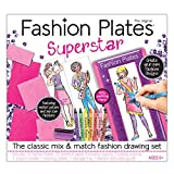 Kahootz Fashion Plates Superstar Deluxe Set