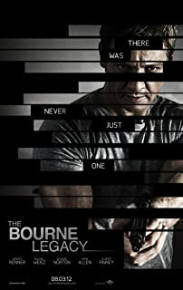 Best movie poster the bourne legacy Reviews