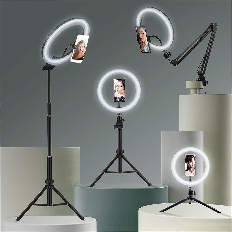 Selfie Bargain Ring Milwaukee Mall Light Photography Led Rim with of Holder Lamp Mobile