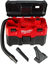 Milwaukee M18 2 Gal. 18-Volt Lithium-ion Cordless Wet/Dry Vacuum (Tool-Only), 2.8 Amp..