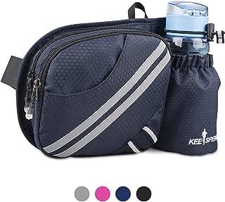 waist bag with water bottle holder