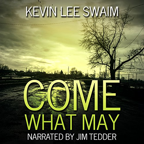 Come What May audiobook cover art