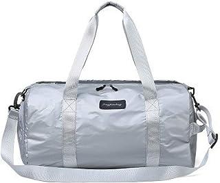 Bolso de hombroOutdoor Big Fitness Bag 2019 Nylon Sport Gym Bag Women For Shoe Travel Gym Bag Ladies New Shoulder Training...