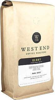 West End Coffee Roasters, Glory, Dark Roast, Whole Bean (14oz)