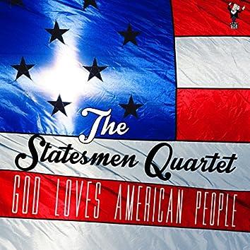 God Loves American People