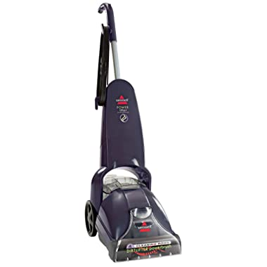 BISSELL PowerLifter PowerBrush Upright Carpet Cleaner and Shampooer, 1622,Purple