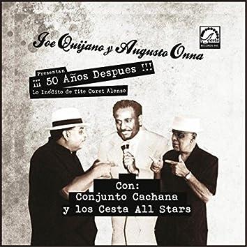 50 Anos Despues! Lo Inedito de Tite Curet Alonso