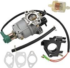 Milttor Generator Carburetor Solenoid Fit Generac GP5000 GP5500 GP6500 GP6500E 5KW 5.5KW 6.5KW 389cc Generator