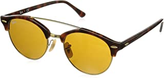 Ray-Ban RB4346 Clubround Double Bridge Sunglasses