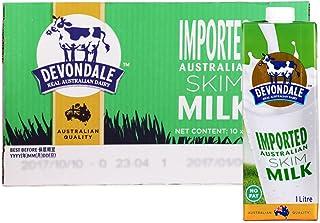 Devondale 德运 纯牛奶 (脱脂牛奶, 1L*10)
