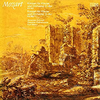 Mozart: Klavierkonzerte No. 16 & 17