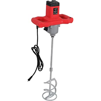 Brutus 21665Q 120-Volt 2 Speed Power Mixer with Mixing Paddle for Thinset Grout and Mortar