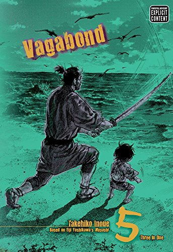 VAGABOND VIZBIG ED GN VOL 05 (MR) (C: 1-0-0) (Vagabond Vizbig Edition) by Takehiko Inoue (3-Nov-2009) Paperback