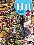 Histoire 2de éd. 2014 - Manuel de l'élève (format compact)